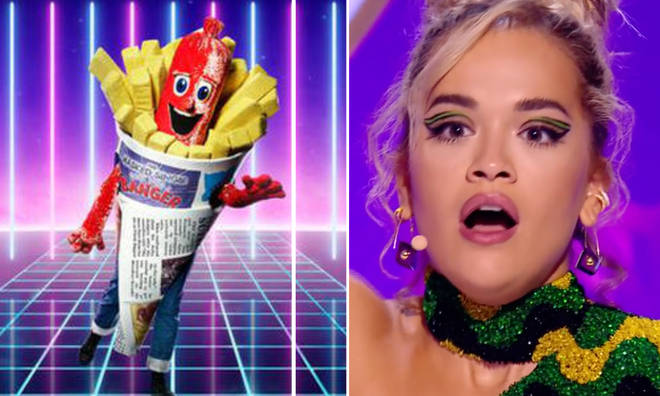 Who is Sausage on The Masked Singer UK?