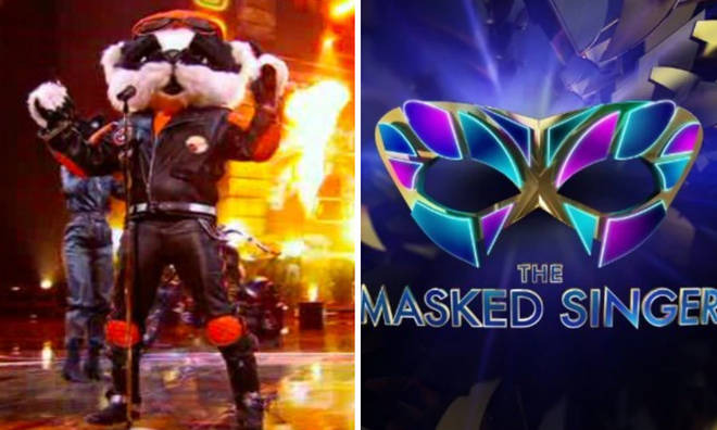 Fans think they know who 'The Masked Singer UK' Badger is
