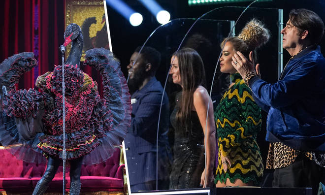 The Swan's identity on The Masked Singer remains an identity