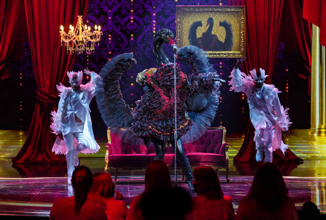 Some theories on The Masked Singer's Swan reckon Darcey Bussell is behind the mask