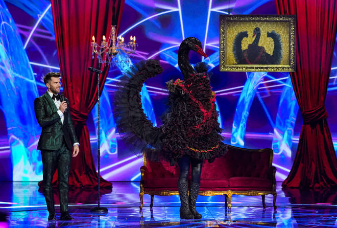Some viewers reckon Swan on The Masked Singer could be Michelle Visage