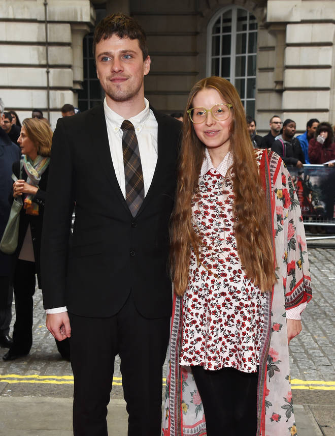 Harry Potter Actress Jessie Cave's Newborn Baby Has Tested ...