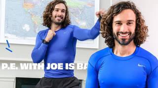 Joe Wicks is back for P.E. with Joe