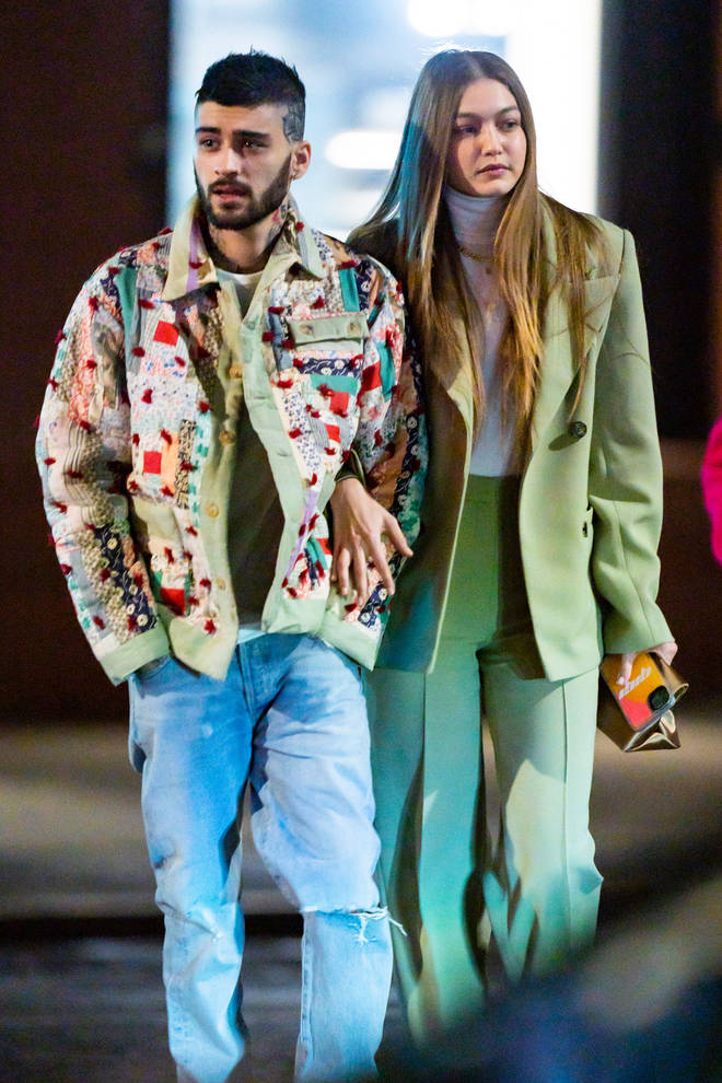 Gigi Hadid and Zayn Malik became parents to a baby girl in September