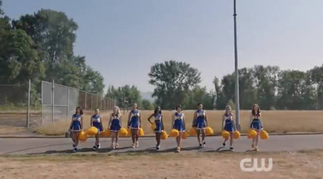 Riverdale Season 3 sees the River Vixens perform at Archie's jail