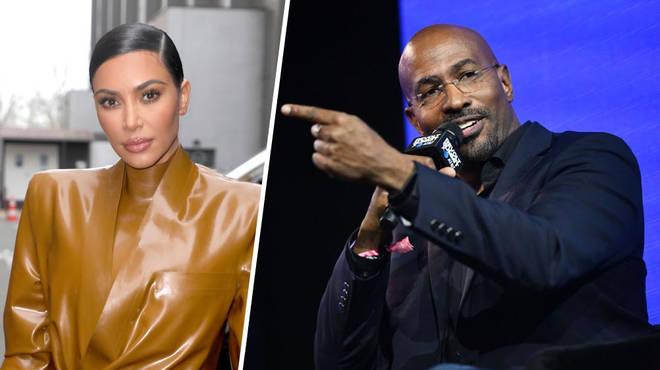 The internet thinks Kim Kardashian and Van Jones are dating