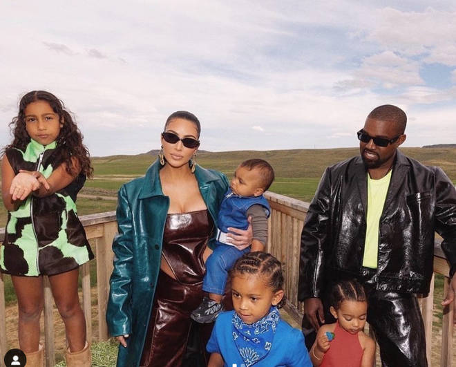 Kim Kardashian and Kanye West have apparently been living separately since the end of 2020