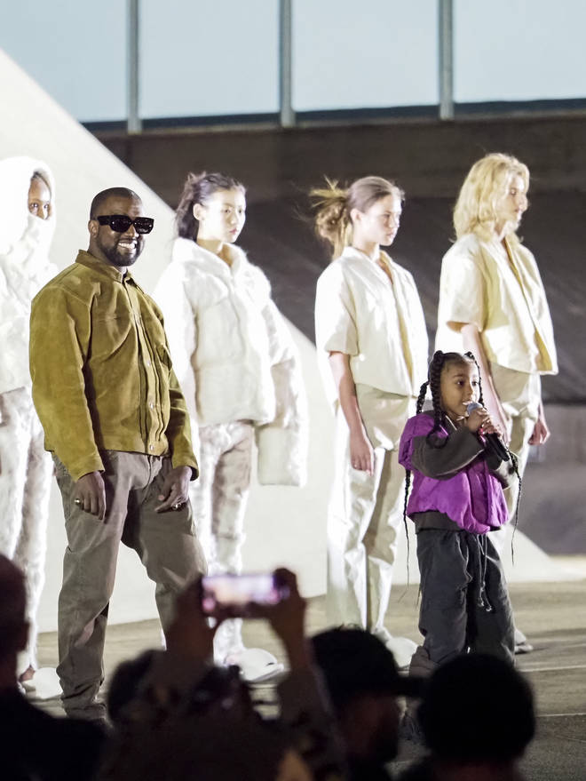 Kanye West makes most of his money from Yeezy sneakers