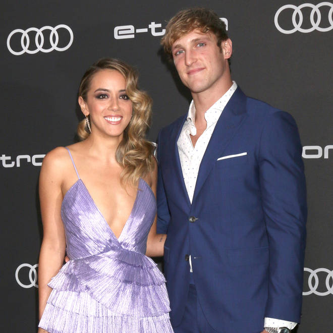 Logan Paul and Chloe Bennet reportedly split after dating for 3 months