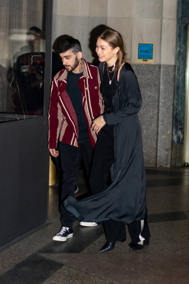 Zayn Malik has become a parent in the time he's been away from the spotlight