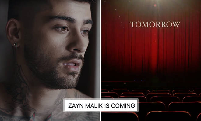 Zayn is dropping 'Vibez' and a rumoured album