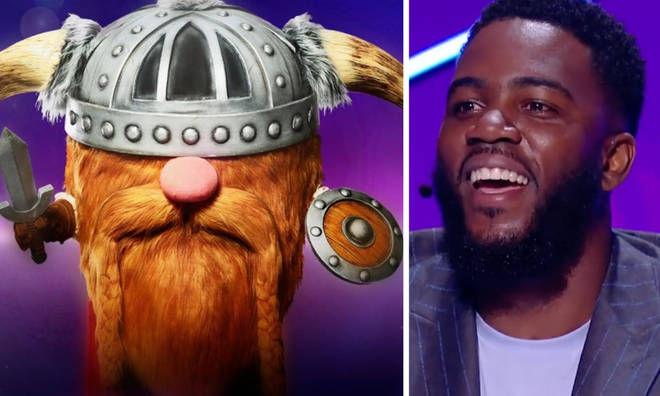 Who is Viking on The Masked Singer UK? Let's take a look at the clues and theories...