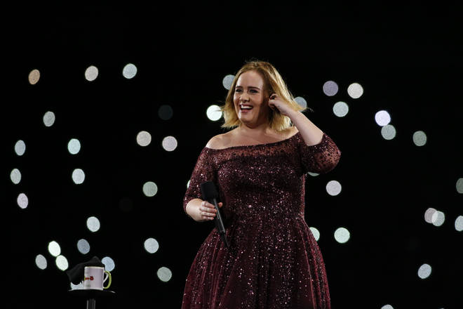 Adele hasn't released an album since 2015