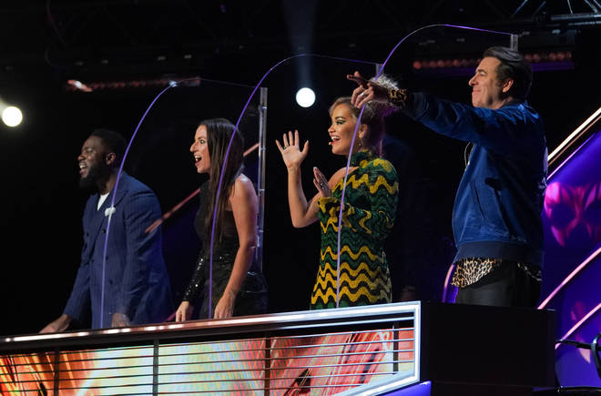 The panelists will return to guessing on The Masked Singer