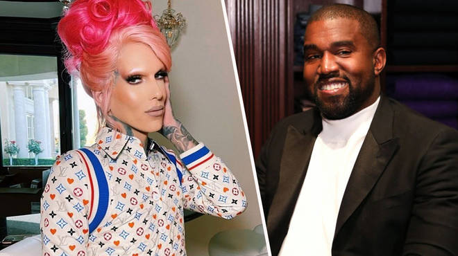 Jeffree Star has responded to the wild rumour he was sleeping with Kanye West