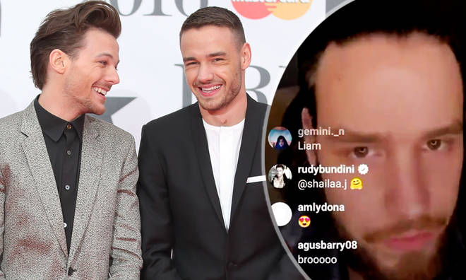 Liam Payne thanks Louis Tomlinson for being there for him