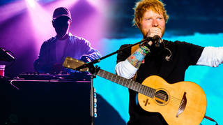 Ed Sheeran is turning his attention to DJing