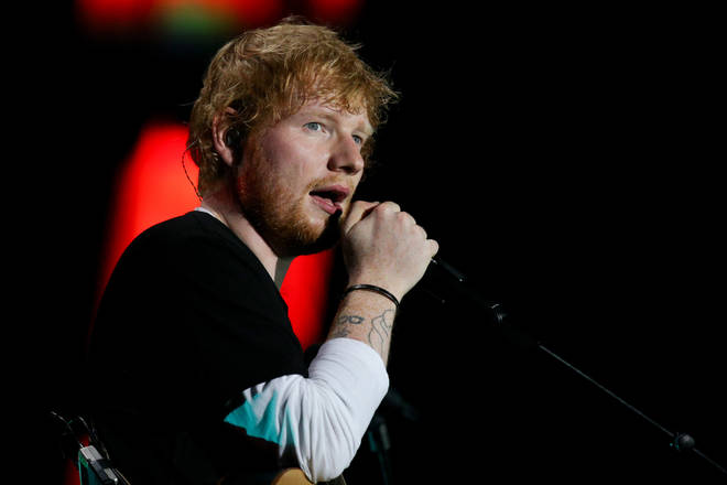 Ed Sheeran is returning to music in 2021