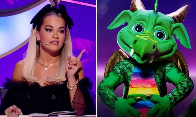 Who is Dragon on The Masked Singer UK?!