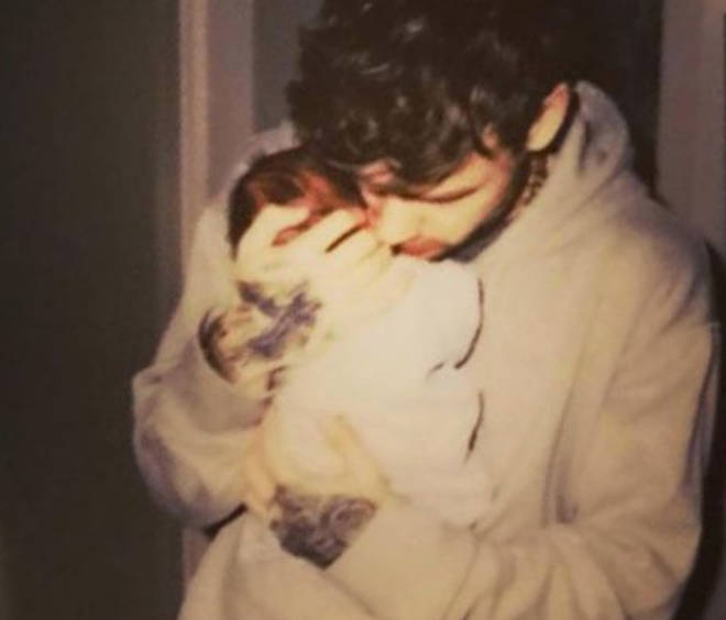Liam Payne and Cheryl welcomed Bear in 2017.