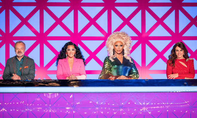 RuPaul's Drag Race is back for season 2 in the UK