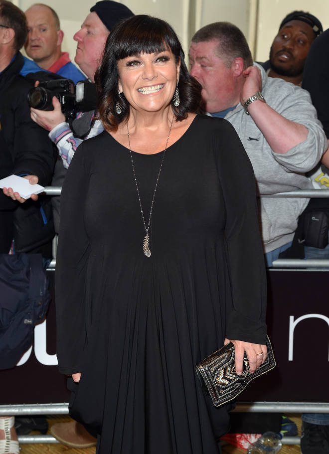 Dawn French is a TV icon of her own