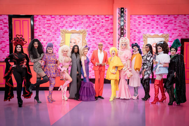 RuPaul's Drag Race is back with new contestants