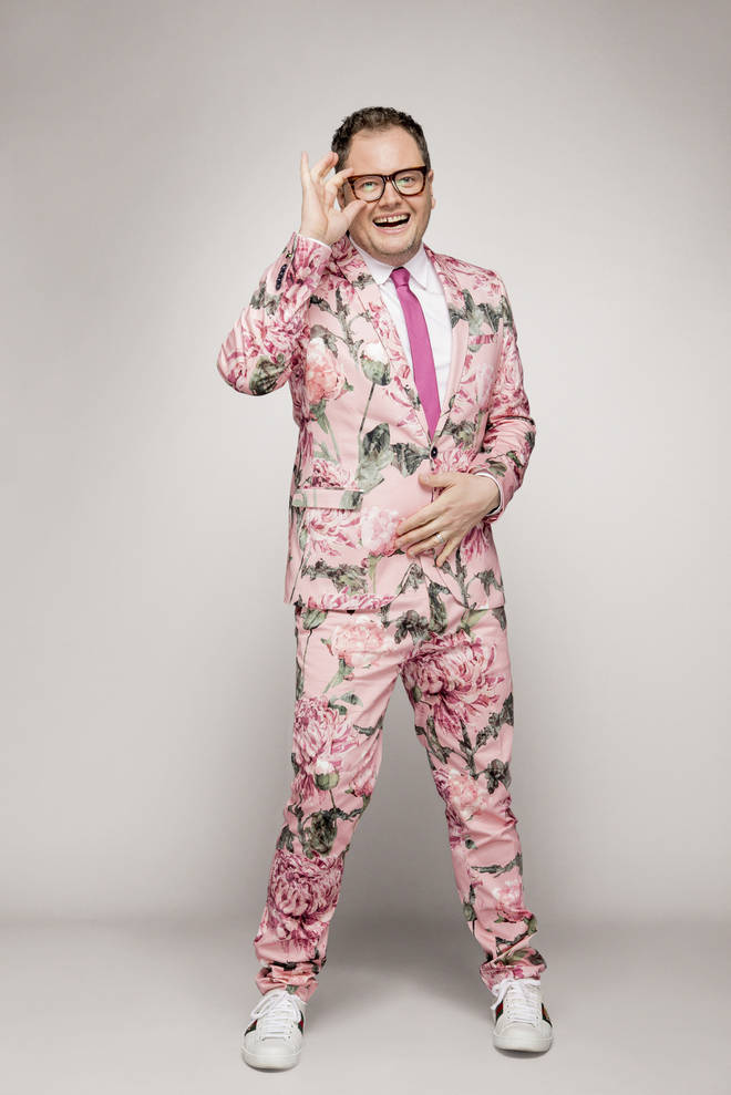 Alan Carr revealed most of the drag queens used the break from filming to work on their looks