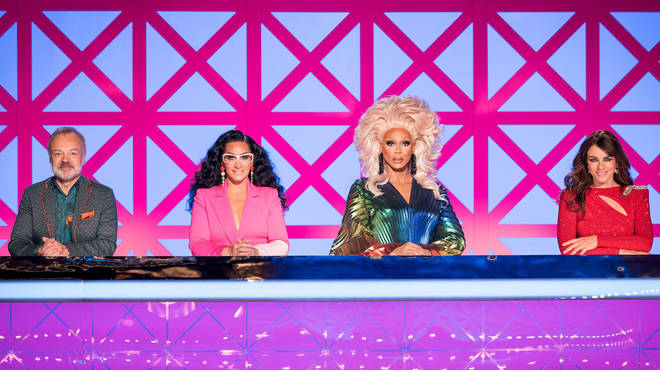 RuPaul's Drag Race UK will see some familiar faces in the guest judging spot