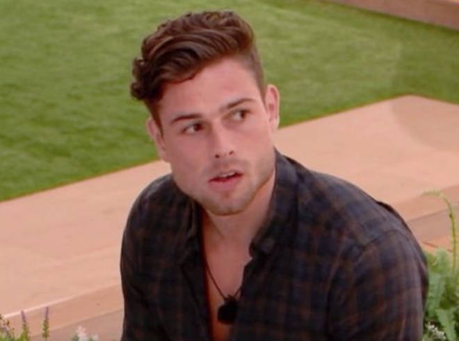 Tom Walker felt the wrath of Maura Higgins on the 2019 series of Love Island after making a 'disgusting' comment about her.