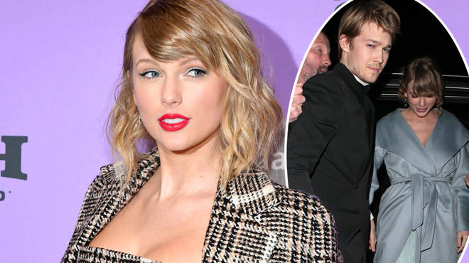 Taylor Swift and Joe Alwyn keep their relationship low-key