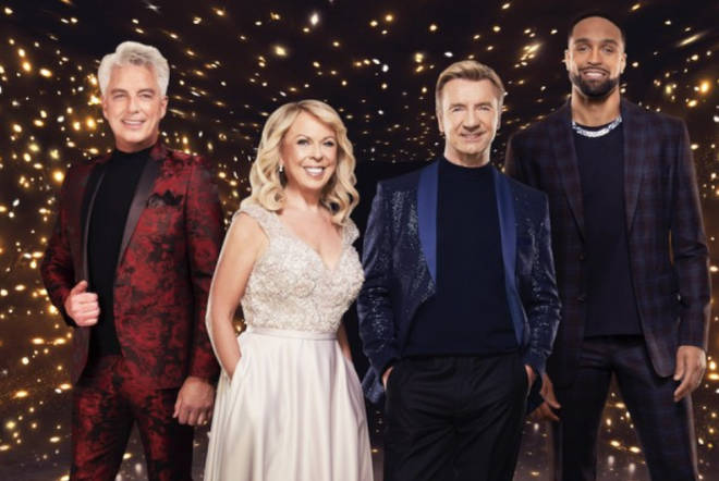The 'Dancing On Ice' judges are returning from last year