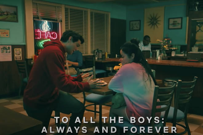 Netflix tease huge moment in 'To All The Boys I've Loved' finale