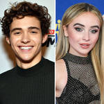 Olivia Rodrigo, Josh Bassett and Sabrina Carpenter are rumoured to be in a love triangle