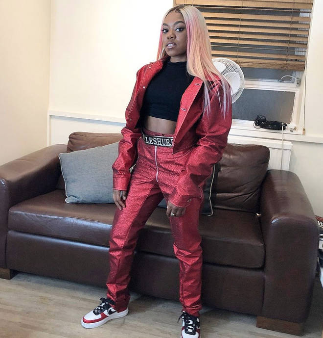 Lady Leshurr is starring on Dancing On Ice 2020.