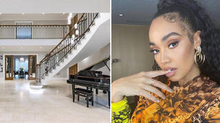 Leigh-Anne and Andre are selling their Surrey mansion