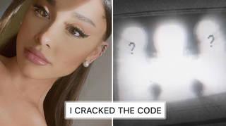 Ariana Grande has two secret collaborators on the 34+35 remix