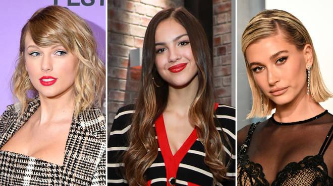 Olivia Rodrigo has fans in stars such as Taylor Swift