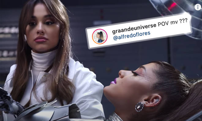 Could Ariana Grande have more 'Positions' music videos on the way?