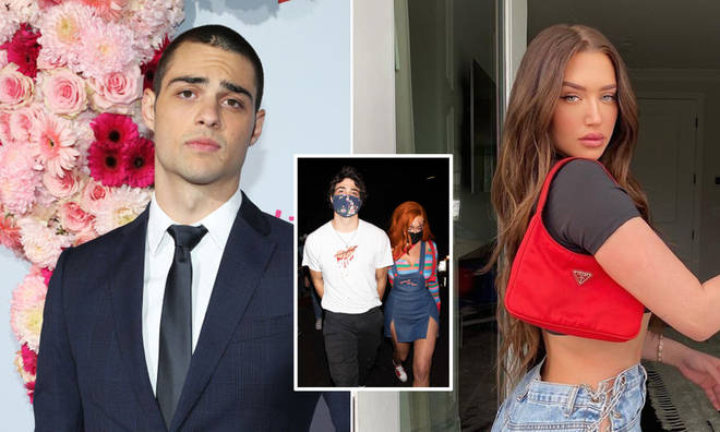 Noah Centineo is dating Stassie Karanikolaou