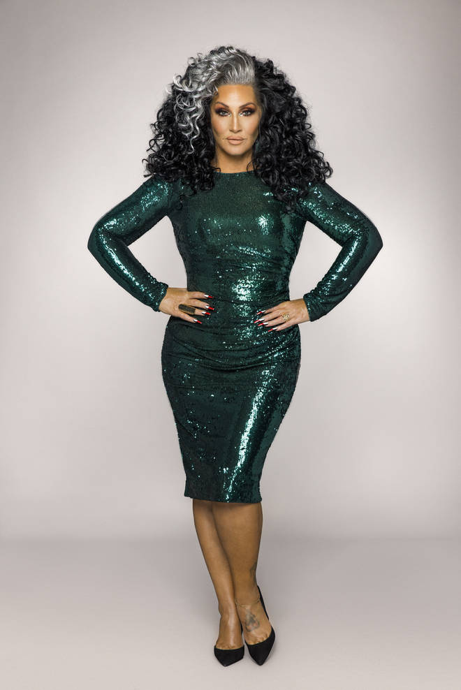 Michelle Visage is always a judge on RuPaul's Drag Race, no matter the location