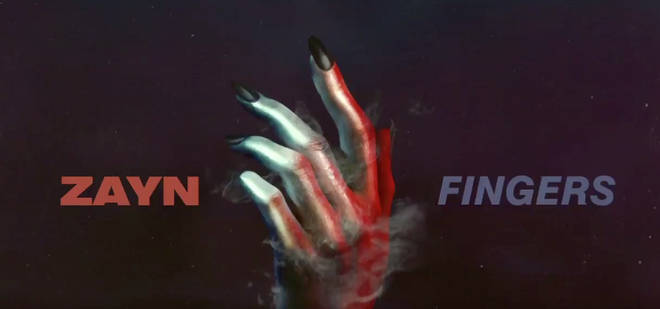 Zayn releases track 'Fingers'