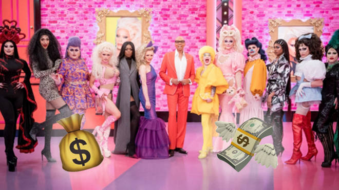 What prize does the Drag Race UK winner get and why is it different to the original?