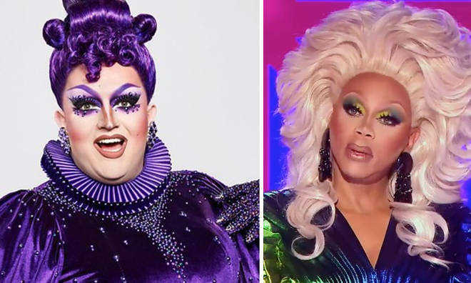 Lawrence Chaney is the Glaswegian queen of Drag Race UK series 2