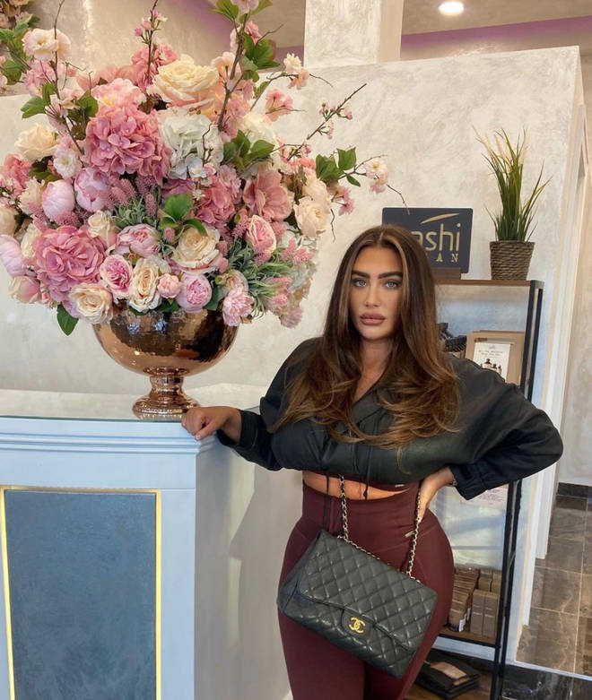Lauren Goodger has acquired a huge net worth since finding fame on TOWIE.