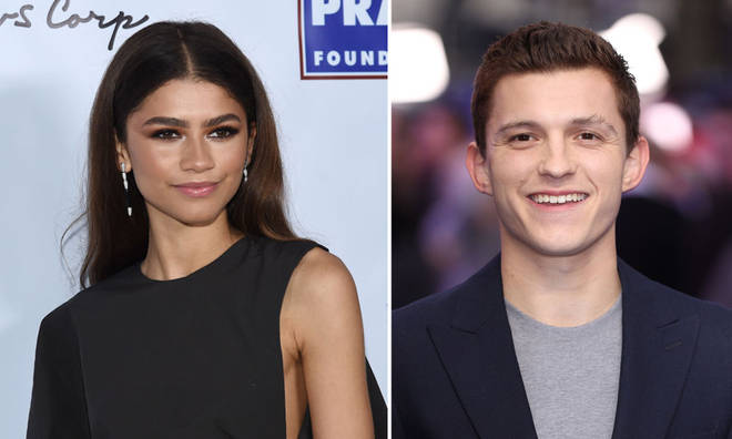Tom Holland and Zendaya are the best of friends