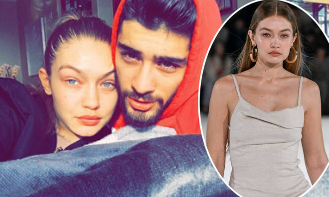 Gigi Hadid is reminiscing on her first few days of pregnancy