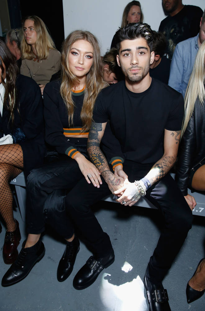 Gigi Hadid and Zayn Malik welcomed their baby girl in September