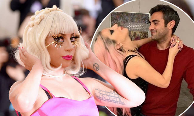 Lady Gaga has been with Michael Polansky since the start of 2020