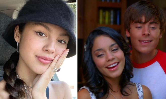 Olivia Rodrigo has revealed her favourite High School Musical movie.